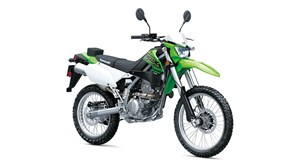 KLX®300 3/4 product view