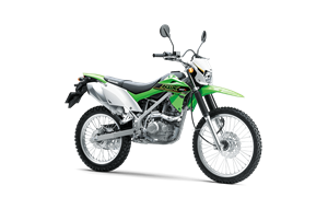 KLX®150L 3/4 product view