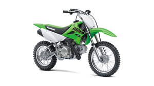 KLX®110R 3/4 product view