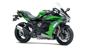 NINJA H2™ SX 3/4 mobile navigation product view