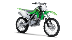 KLX®300R 3/4 product view